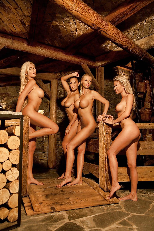 Slovak girls nude — 2