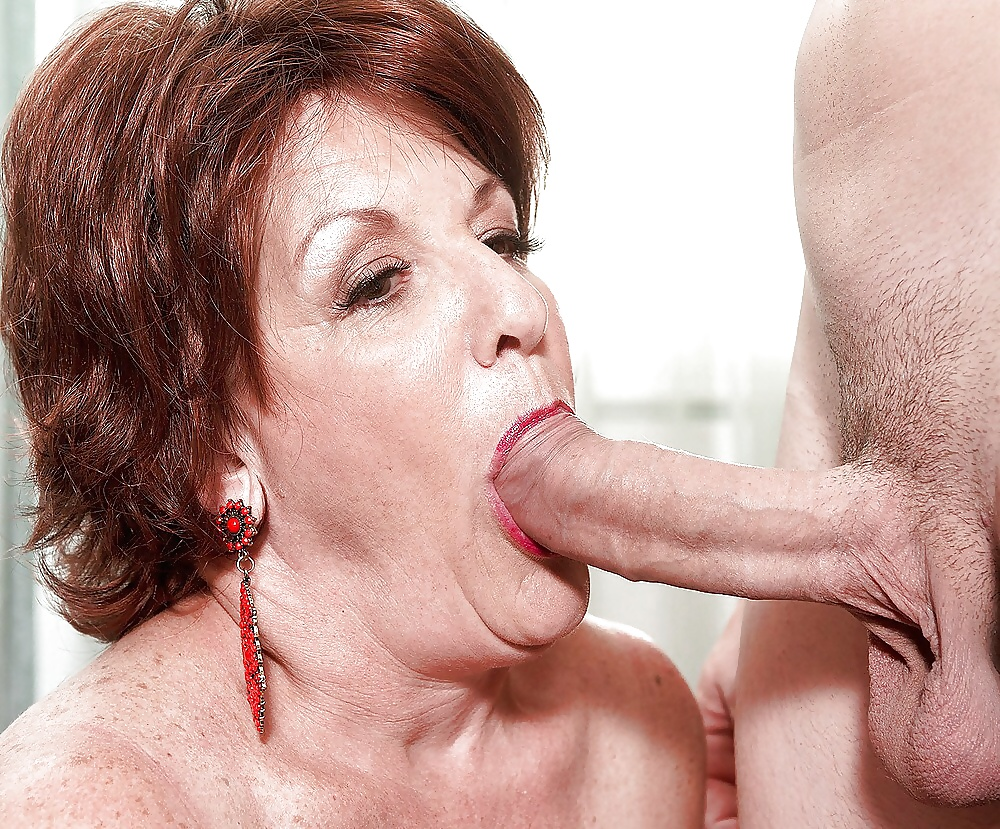 Senior oral sex — pic 9