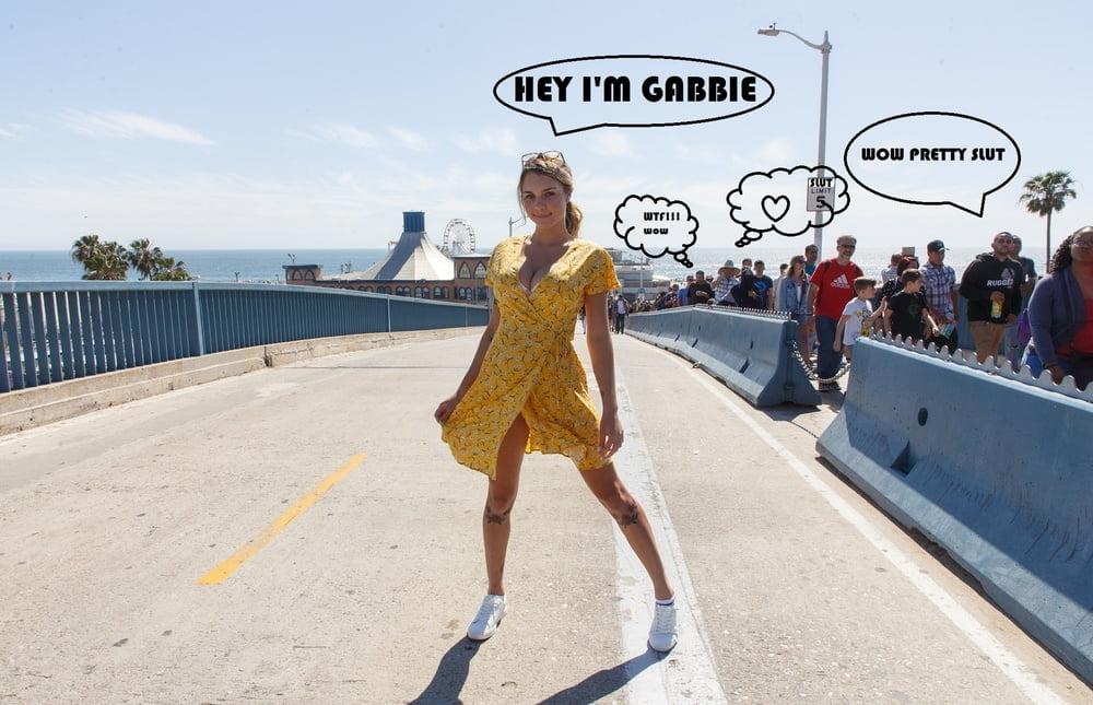 Gabbie Carter 1