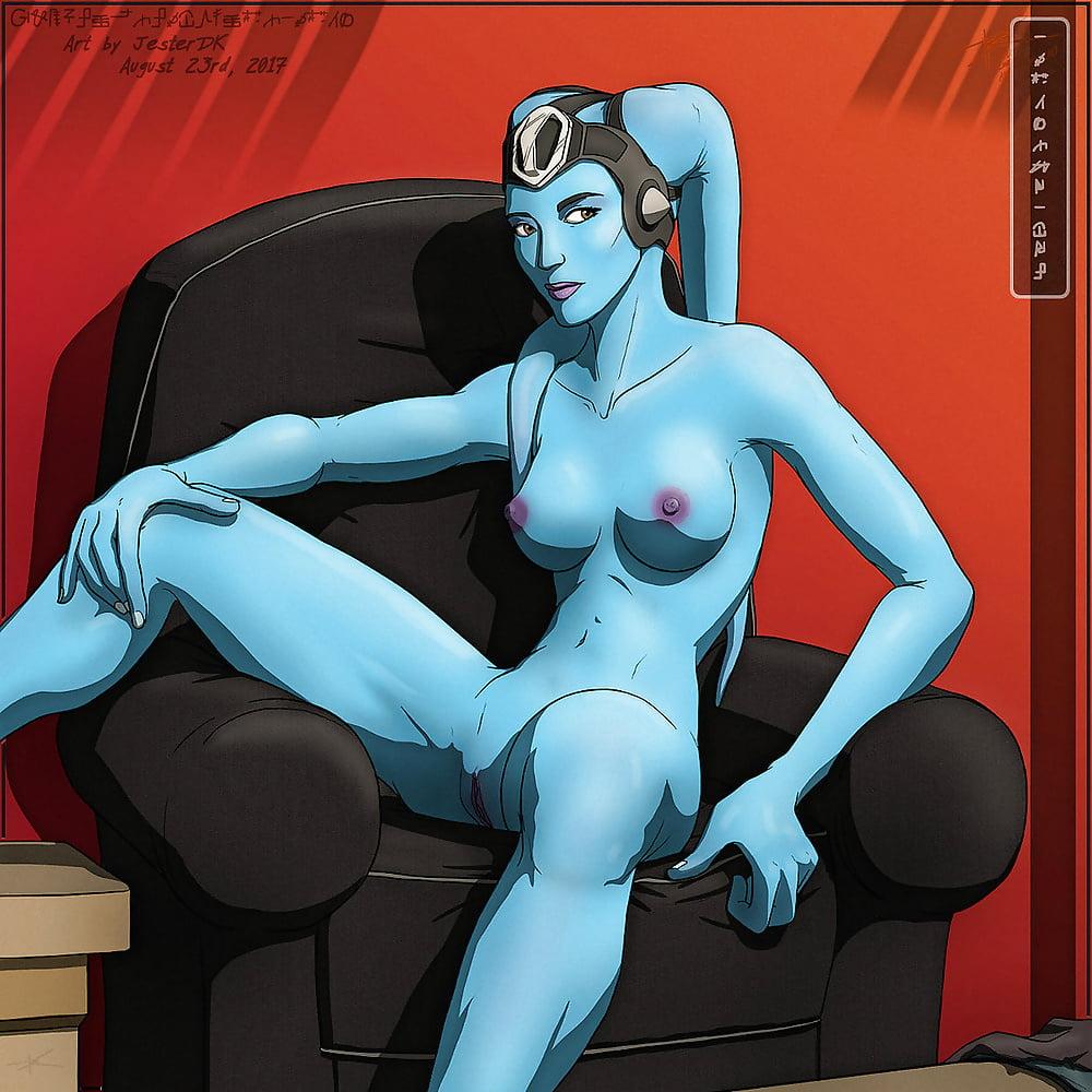 Twi'lek Slave Girl Fantasy