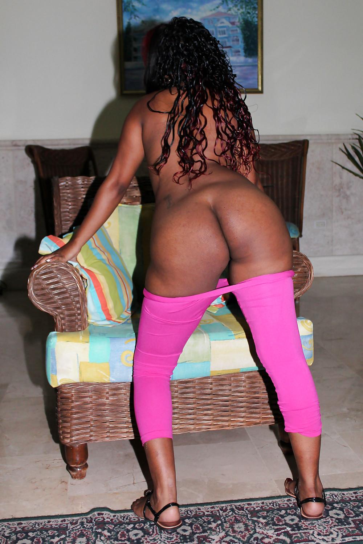 Booty black sweet nude