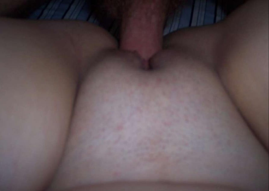 Blondies Fat Pussy Got Good And Deep Pounding