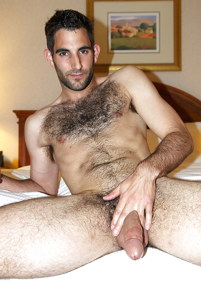 Photos of amateur naked hairy men