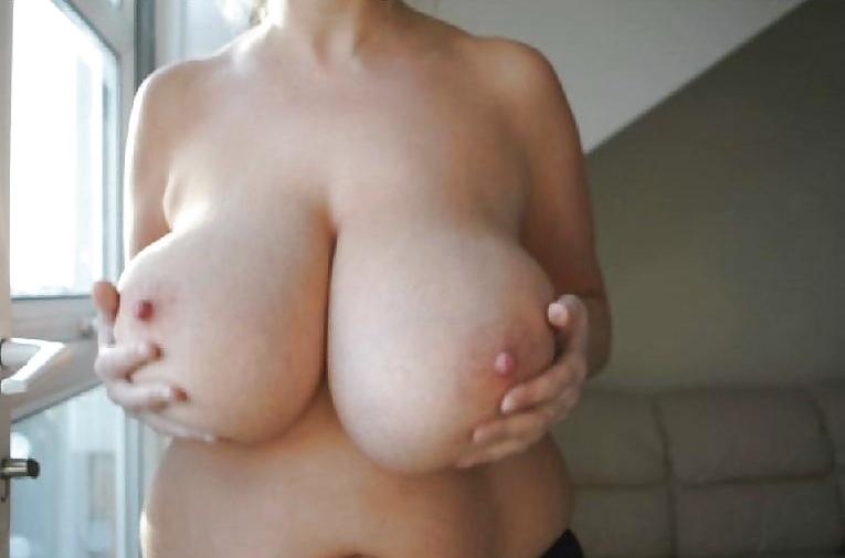 Busty amateur nude