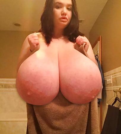 Monster Natural Tits