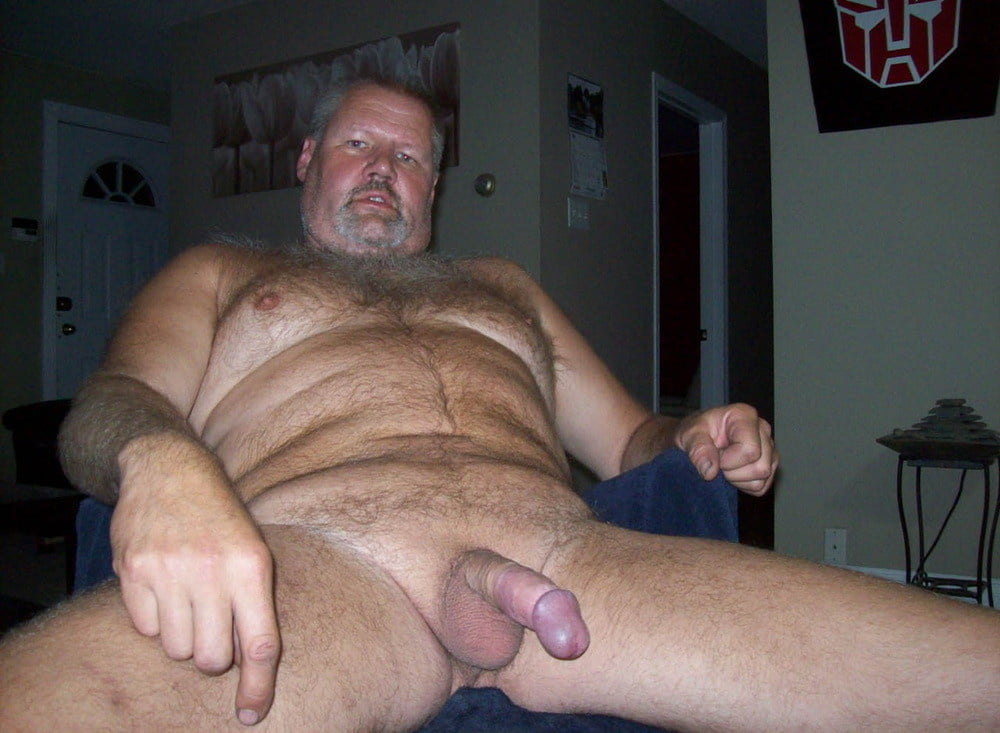Daddy cock fat