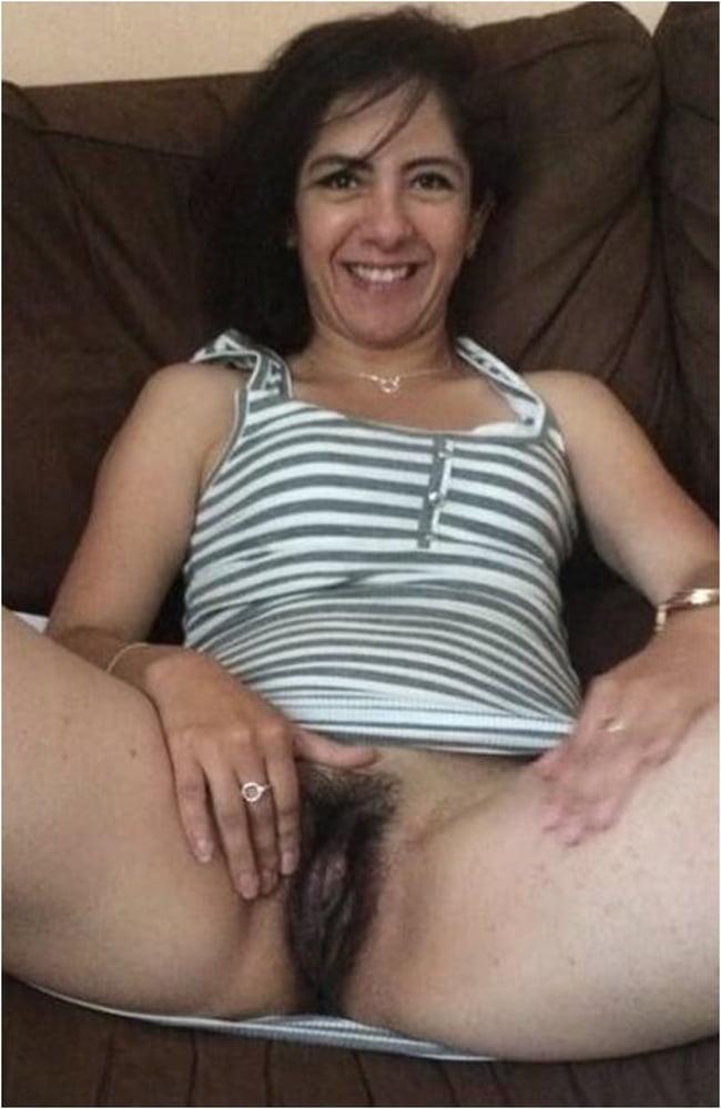 Mature Hairy Pussy Fucked Hard