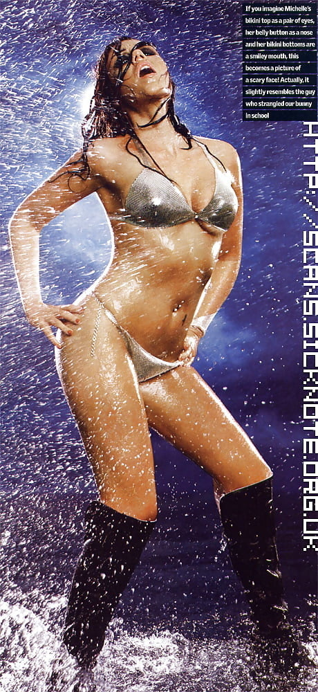 Michelle heaton nude photos #2