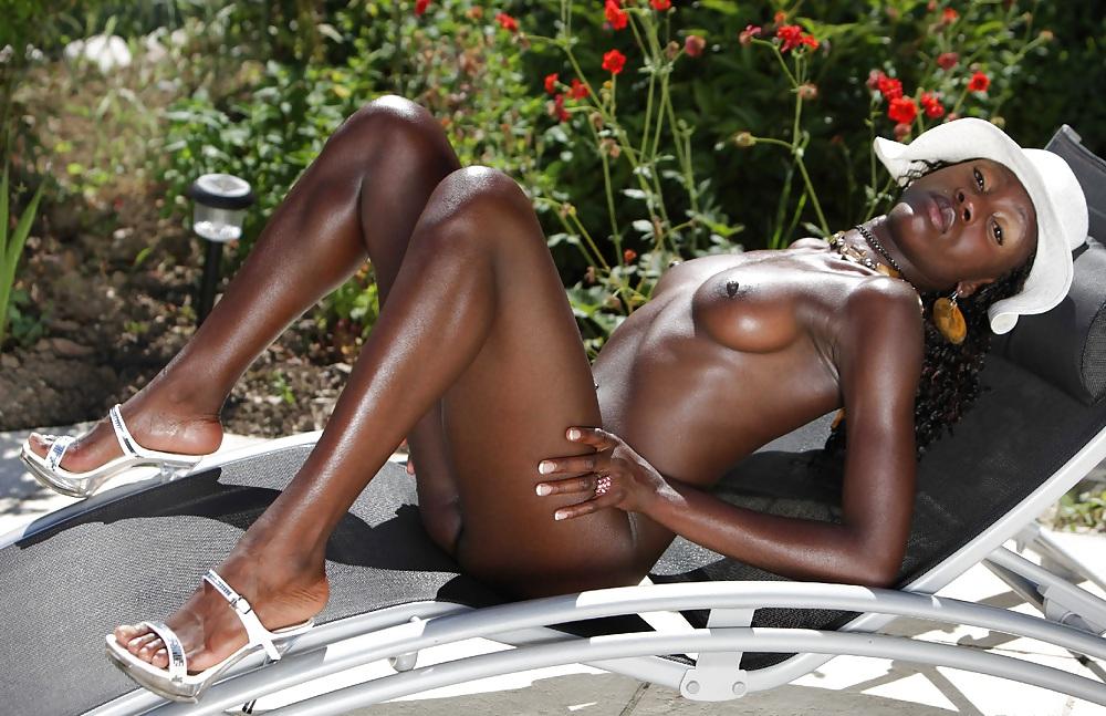 Sexy naked black girls nude playboy