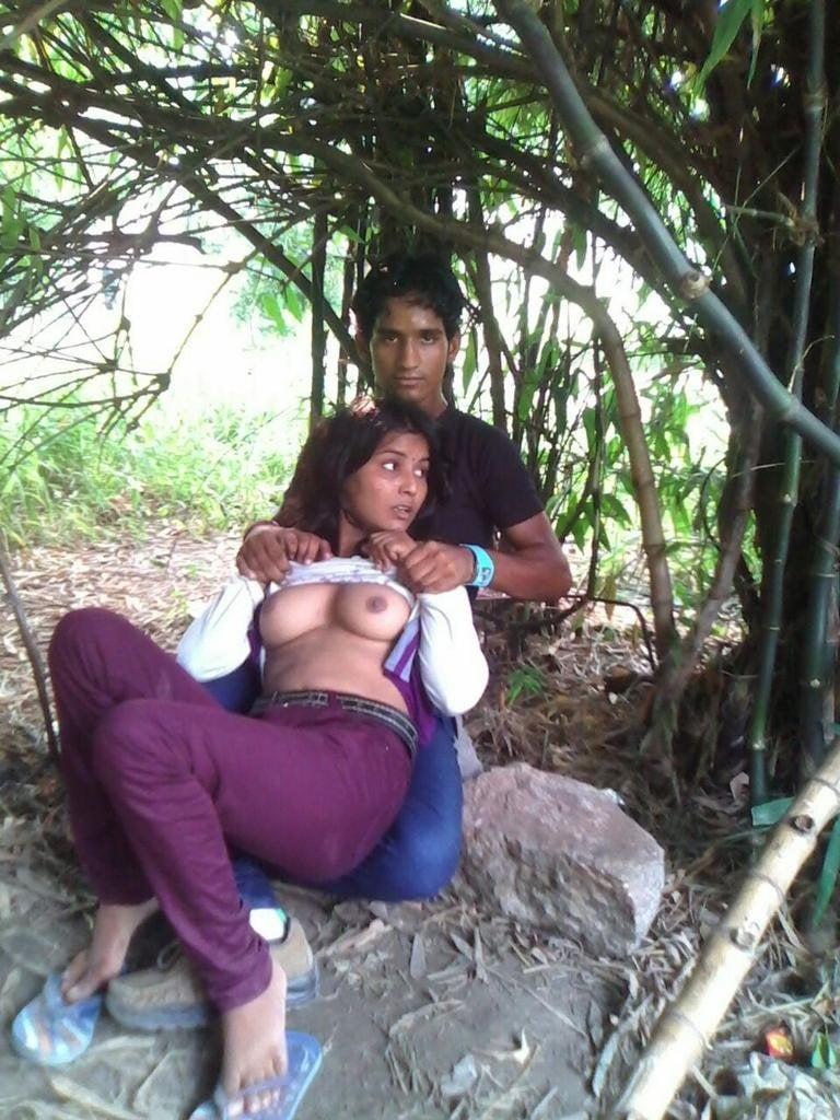 Tamil aunty nude in public