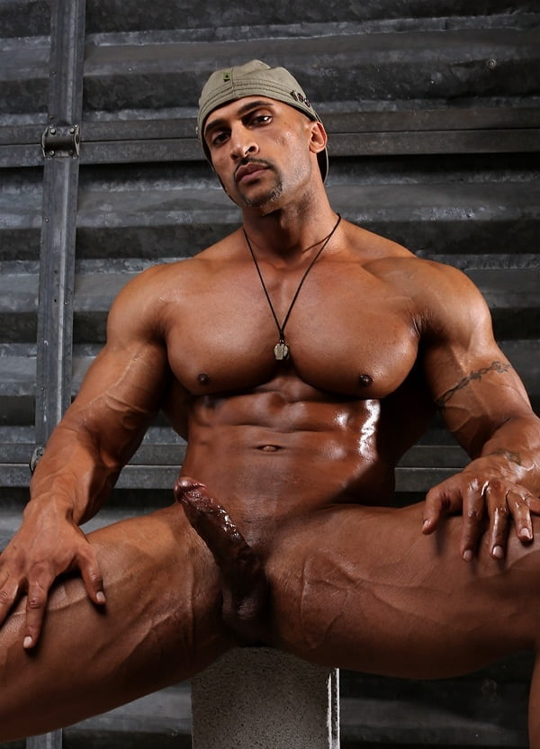 Muscle master porn