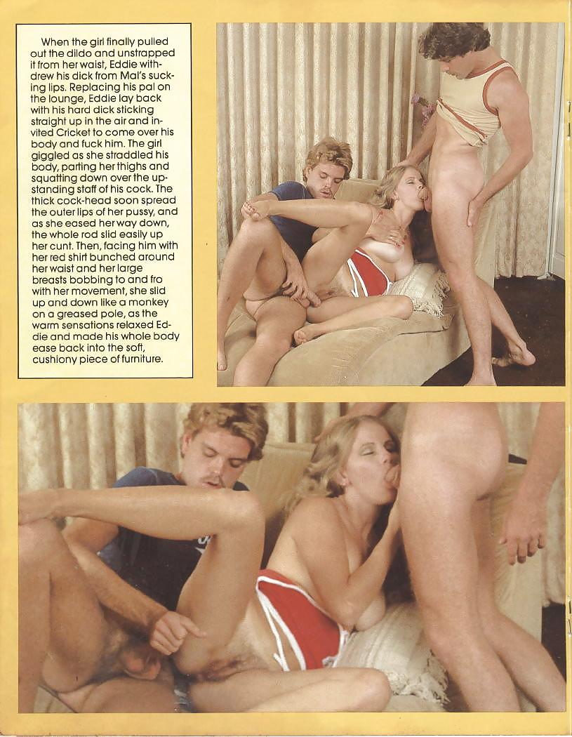 Bi male threesome