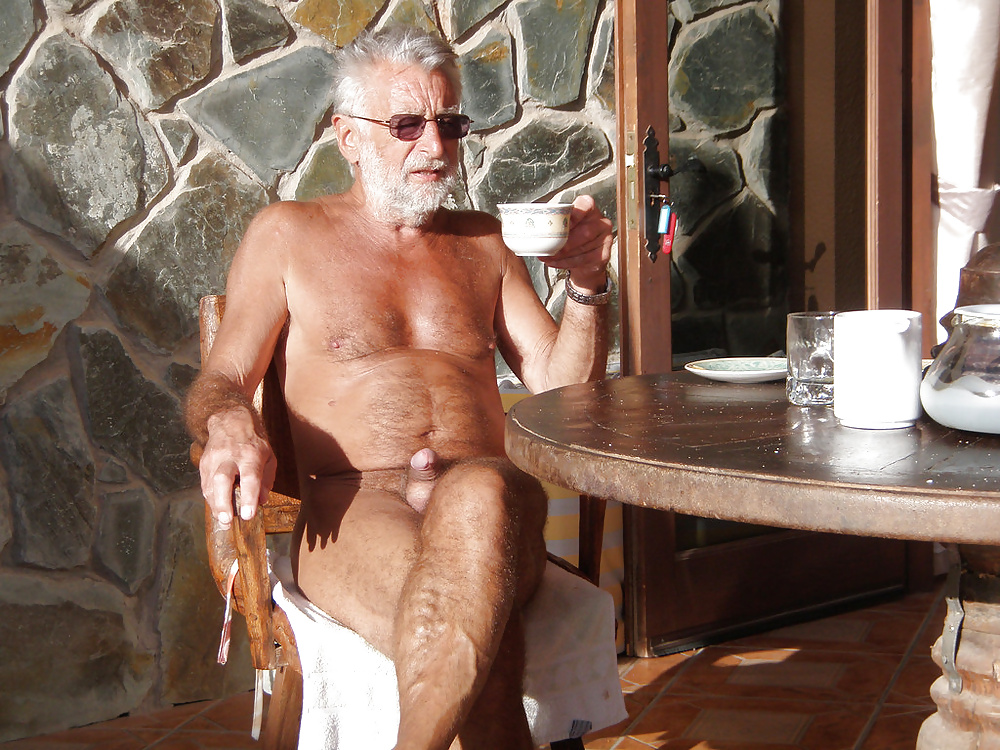Naked old people sex — 10
