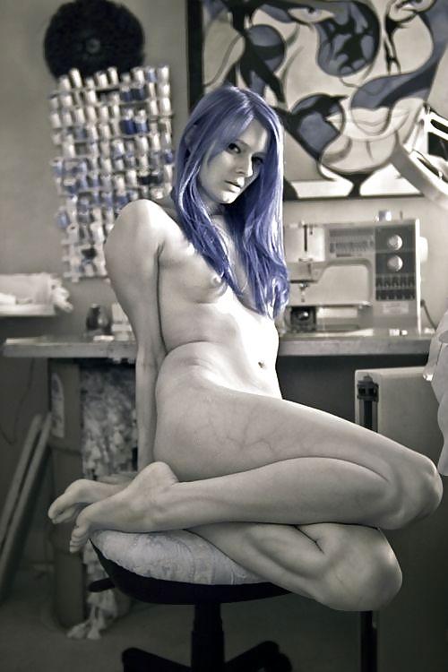 Agirlknows lesbian halloween sensual sex with hot sicilia - 4 8