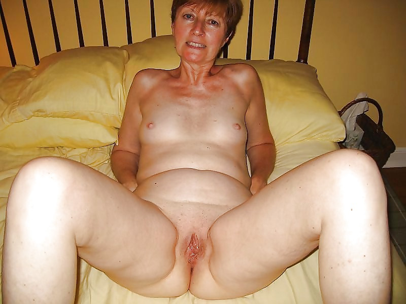 Old Grannies Pussy Spreading