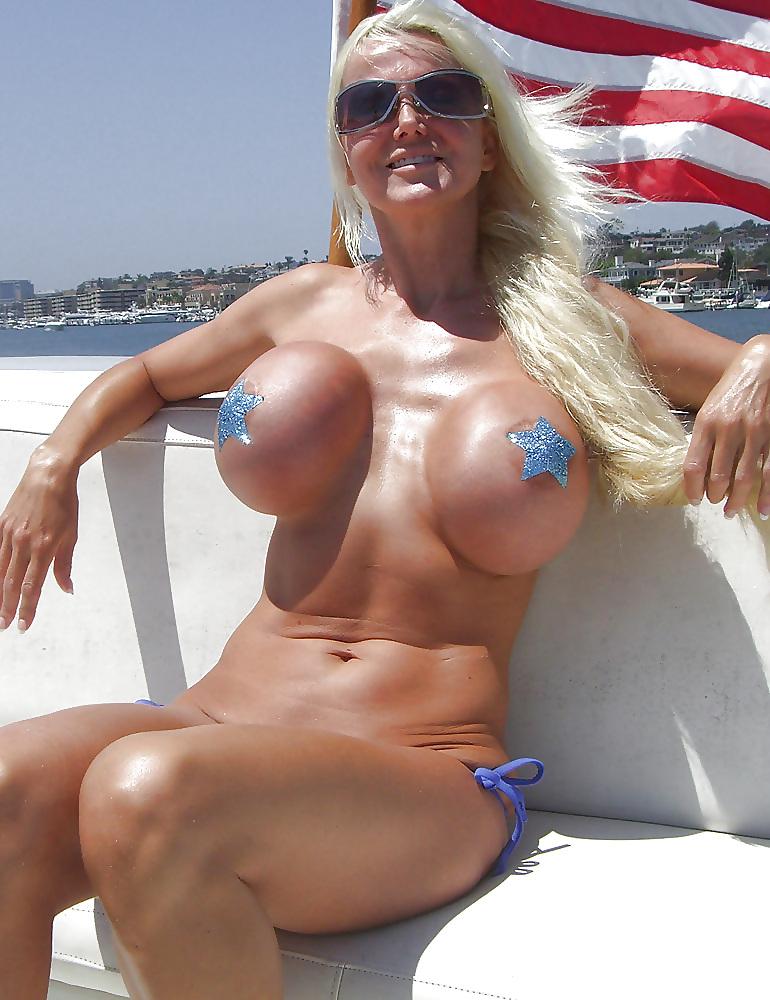 Big tits milf thong, naked saturngirl