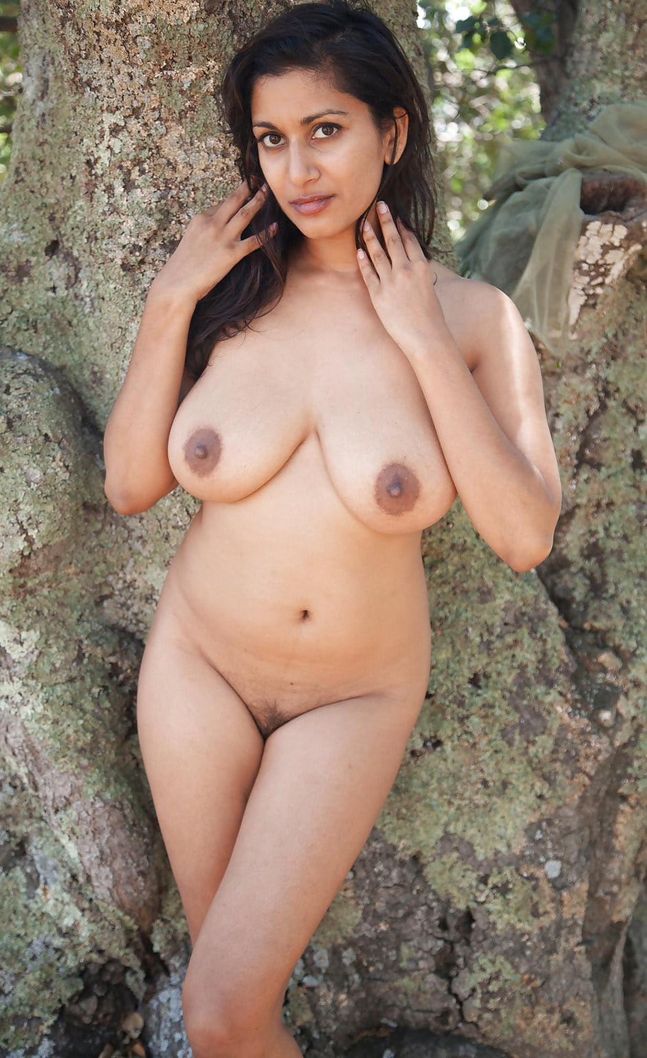 Beautiful naked indian women