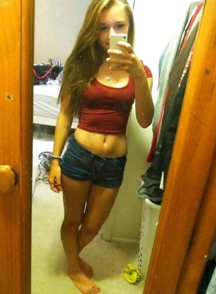 19 Usa Teen Hacked Selfie - 9 Pics - Xhamstercom-5312