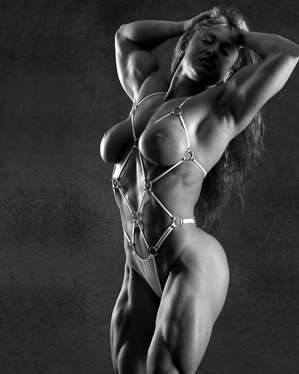 Watch Sexy Muscle Women