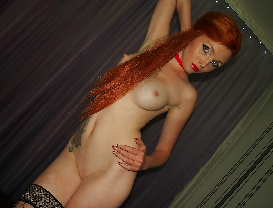 But ginger sexy