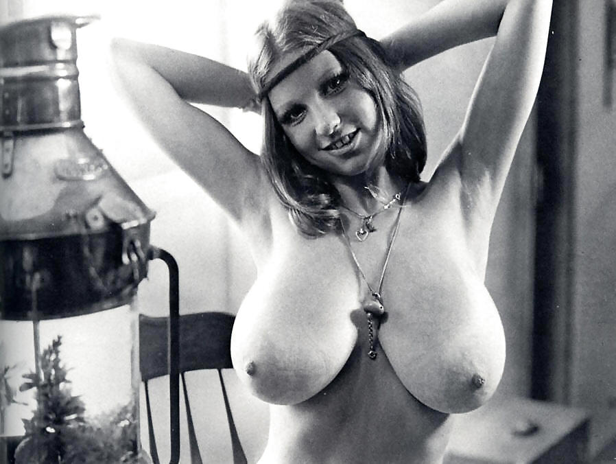 Retro big boobs