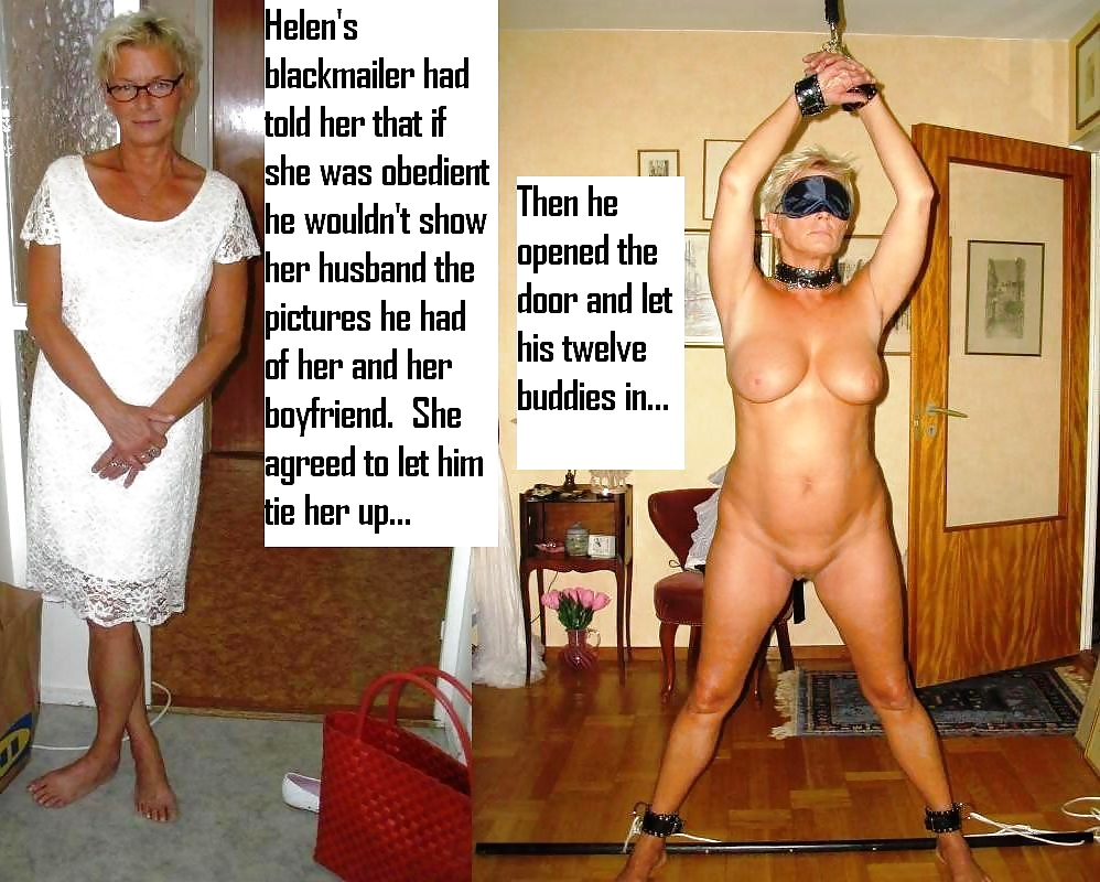 Has erotic mother blackmail stories