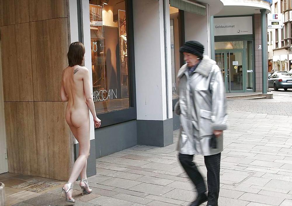 Sexy Ass Voyeur Public Walking
