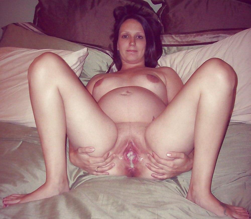 pregnant-amateur-pussy-life