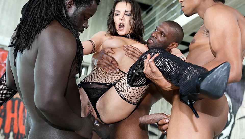 Big Black Dick Rough Sex