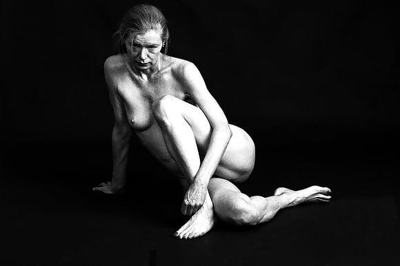 Mature nude art