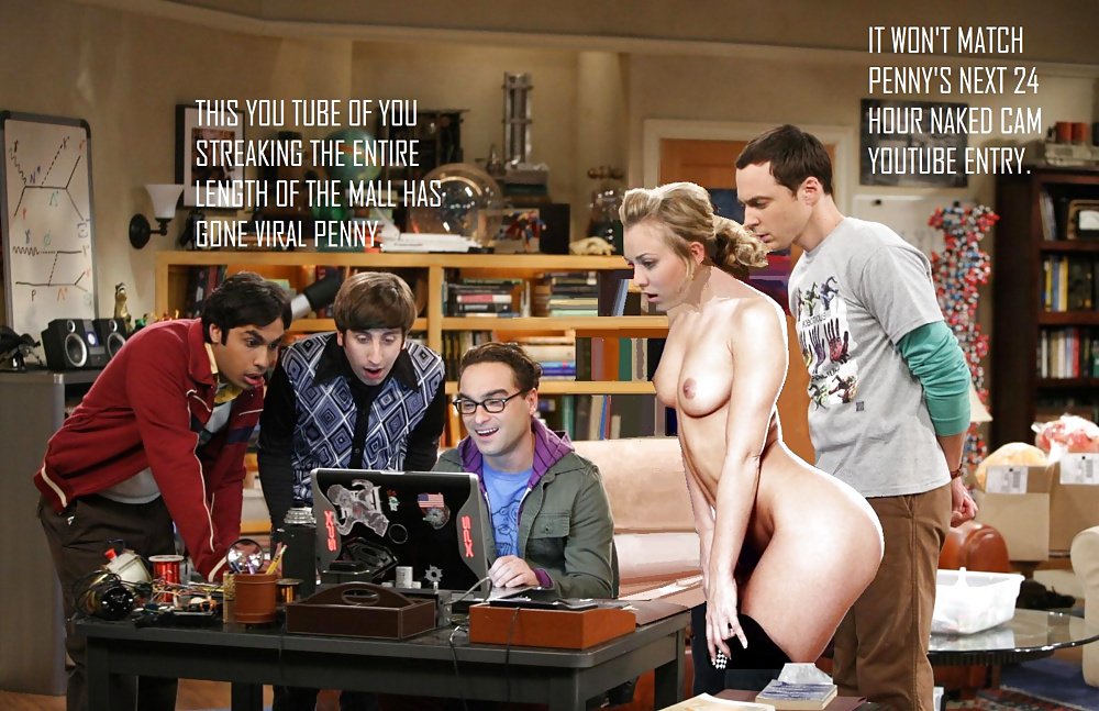 Big bang theory nude cosplay — img 10