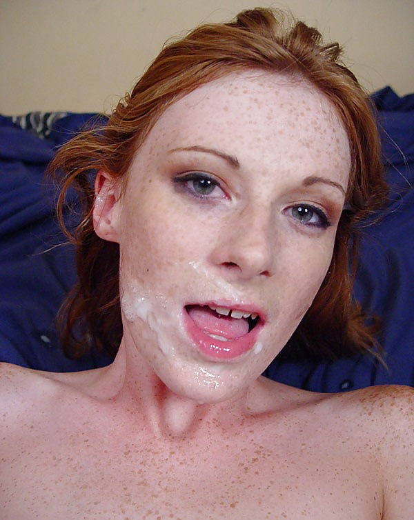 Hot freckle faces its cleo annie knight are throat fucked