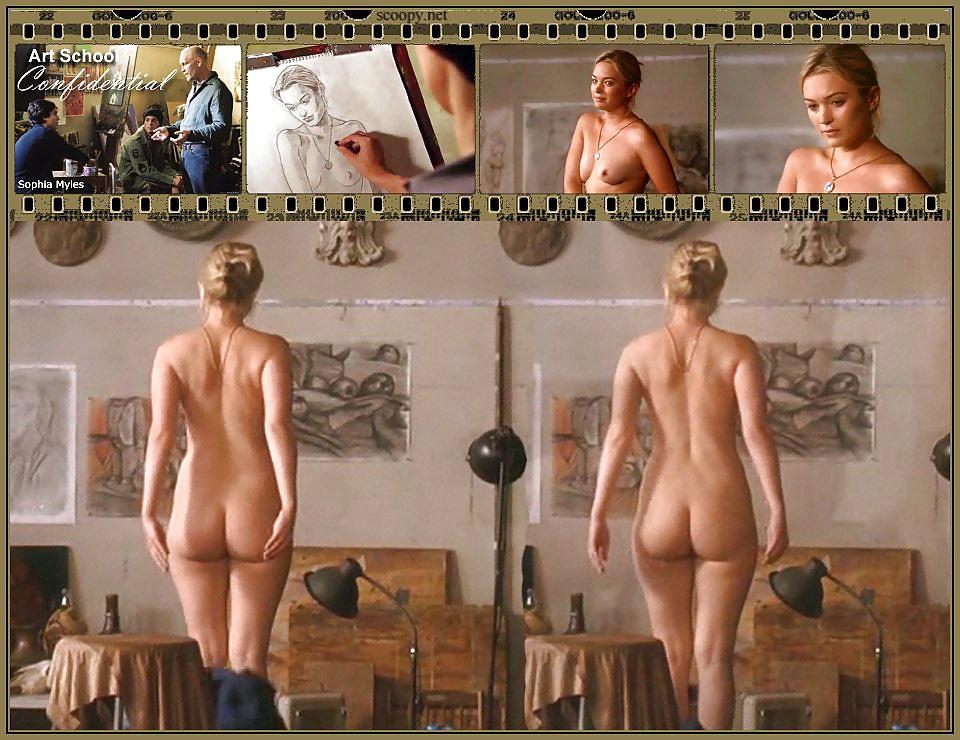 Eve Myles Nude