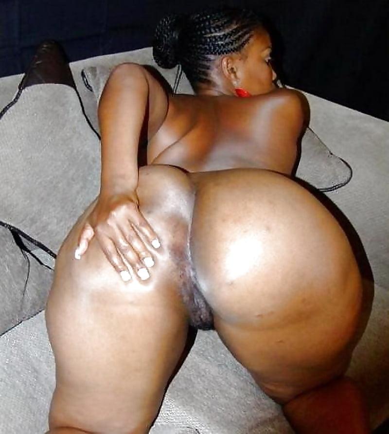 Amateur Ebony Pure Ass Fakehub 1