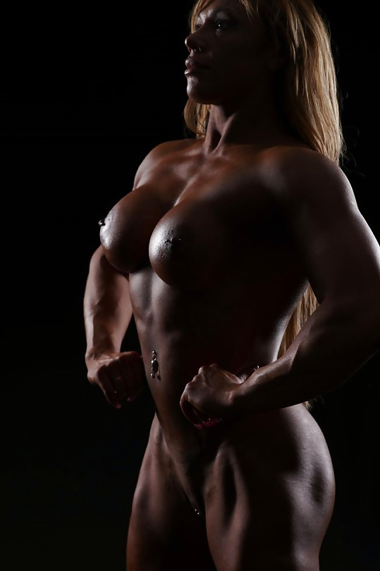 Black muscle girl sexy bondage threesome, free naughty voyeur