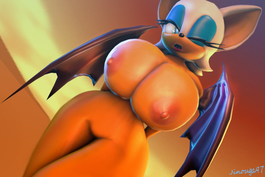 Showing porn images for rouge the bat big tits porn