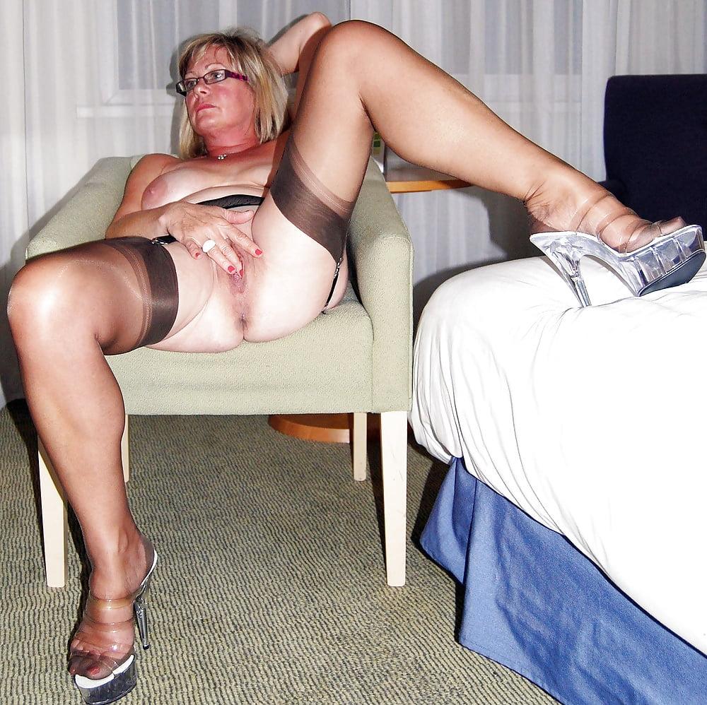 Granny nylon, porn galery