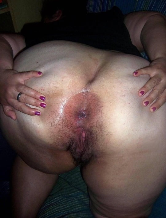 Big fat dirty anal