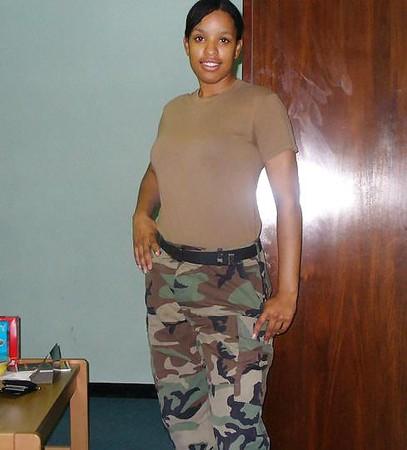 Military nude