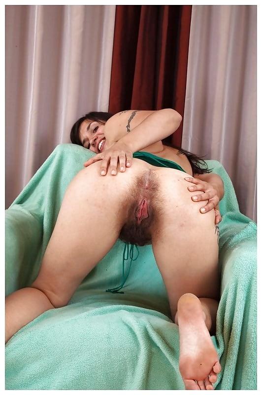 Nymphomanin Scheide Toilette Massage