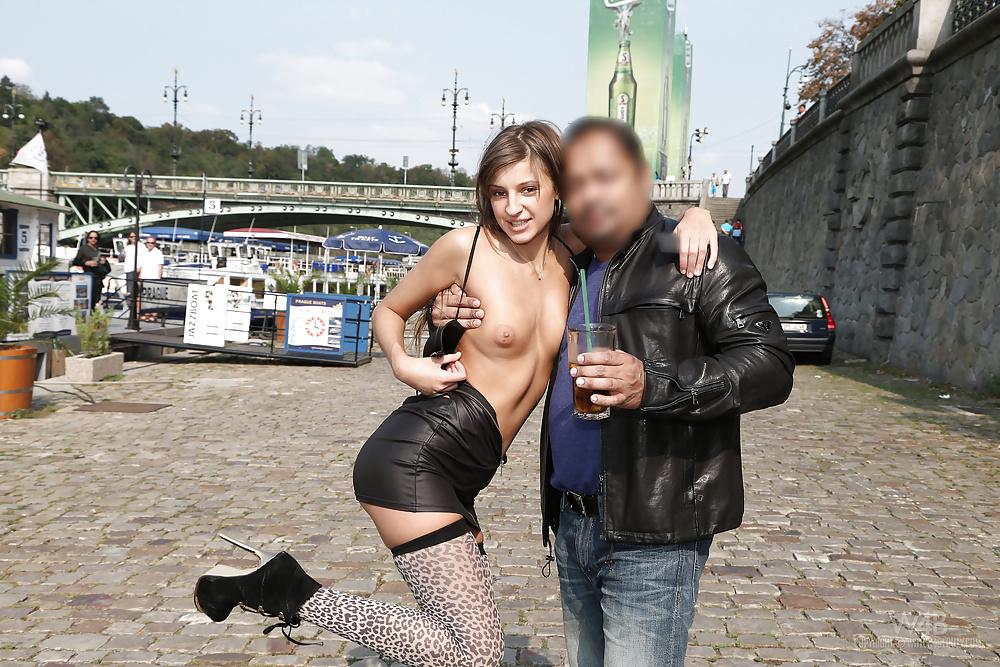 чудесно порнокастинг на улице праги призраков состоялась всем