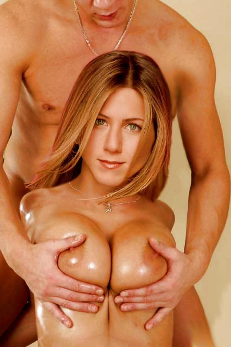 Jennifer aniston with dildo