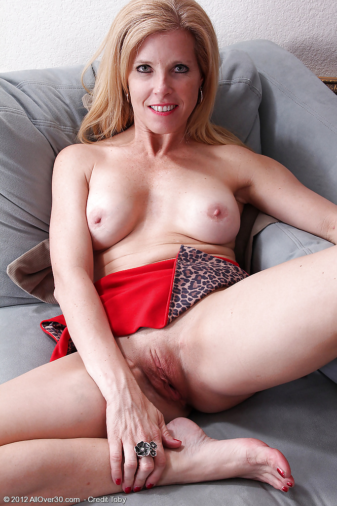 Rnajed cougar pussy #2