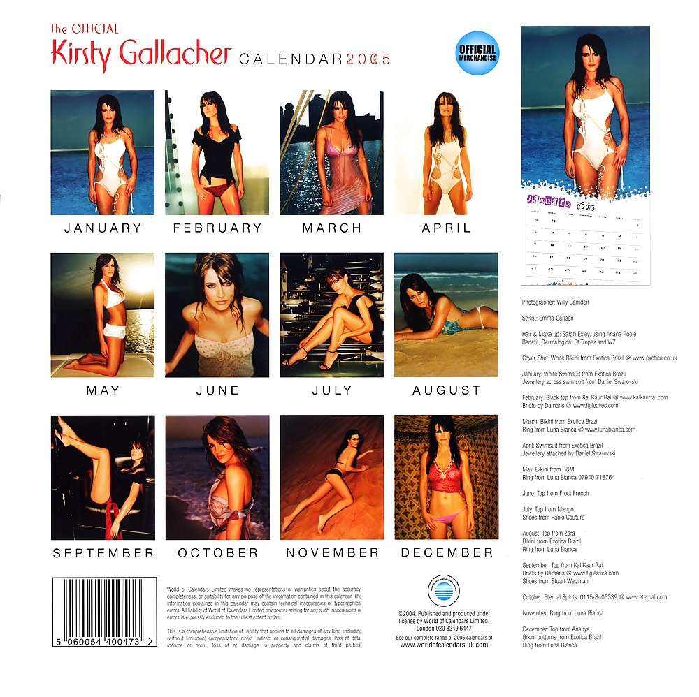 Superstar Stirling Gallacher Nude Images