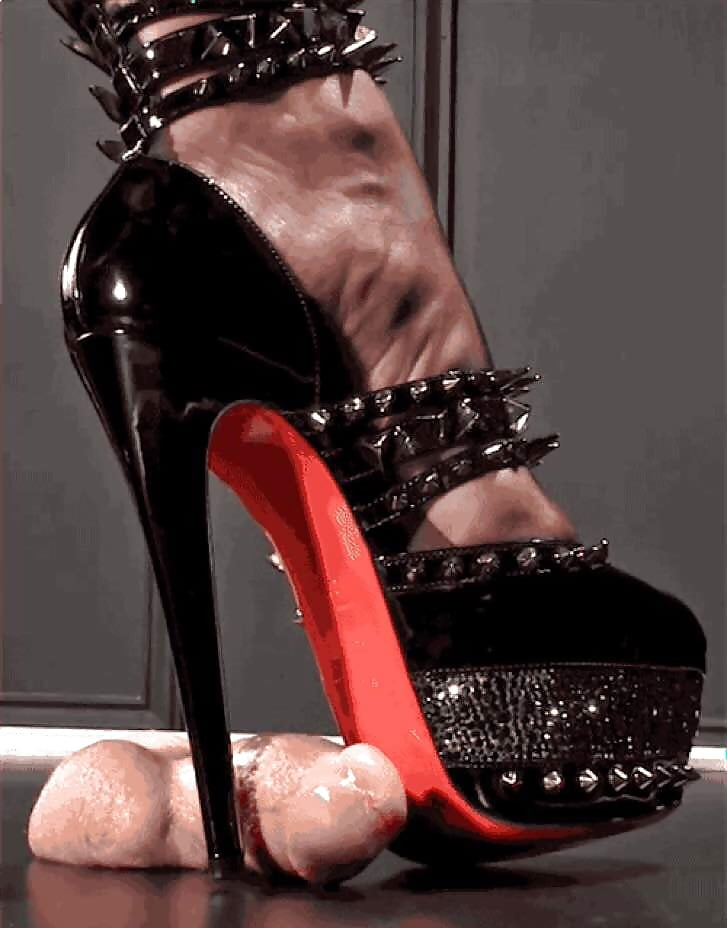 Фетиш обувь бдсм 14