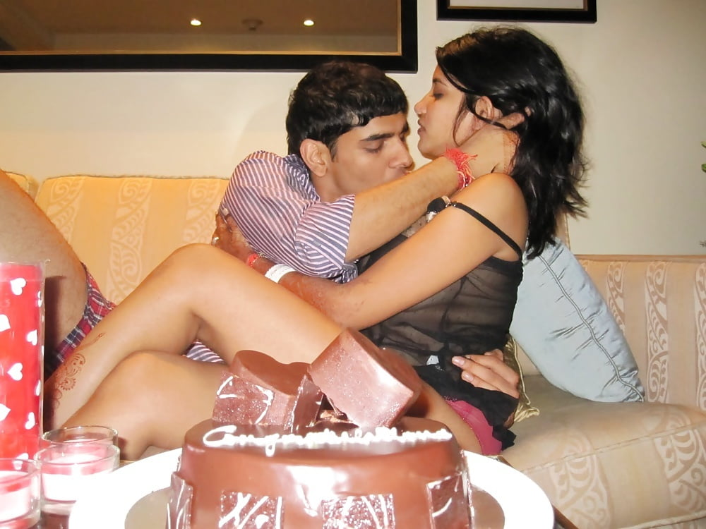 Indian couple on honeymoon having hardcore sex