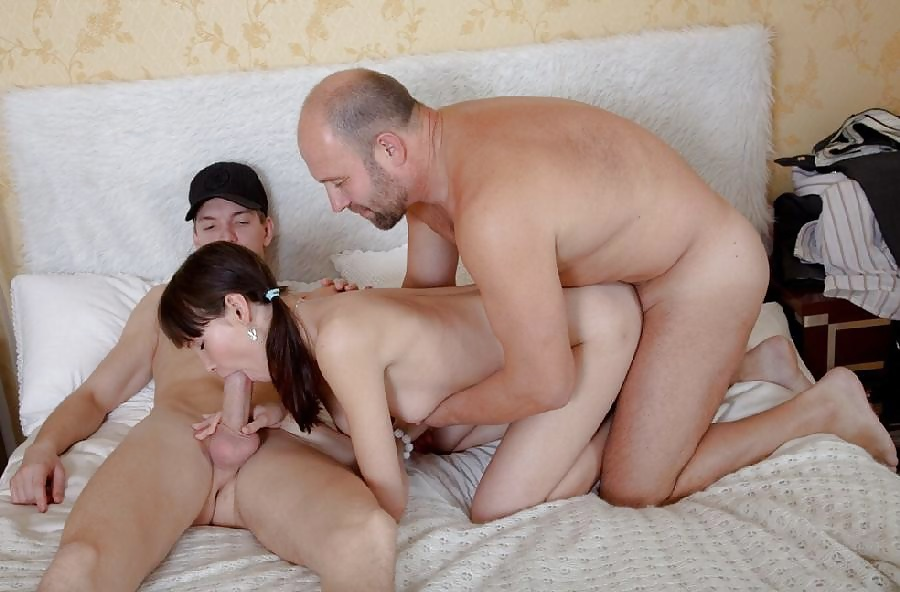 Porno father and daugter — 10