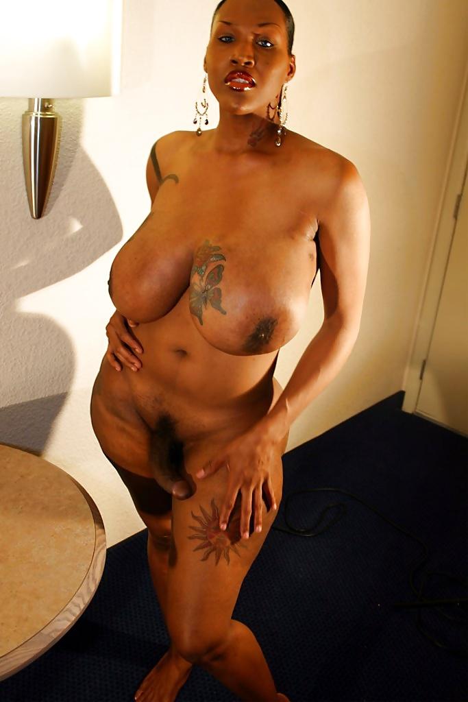 Thick and curvy ebony