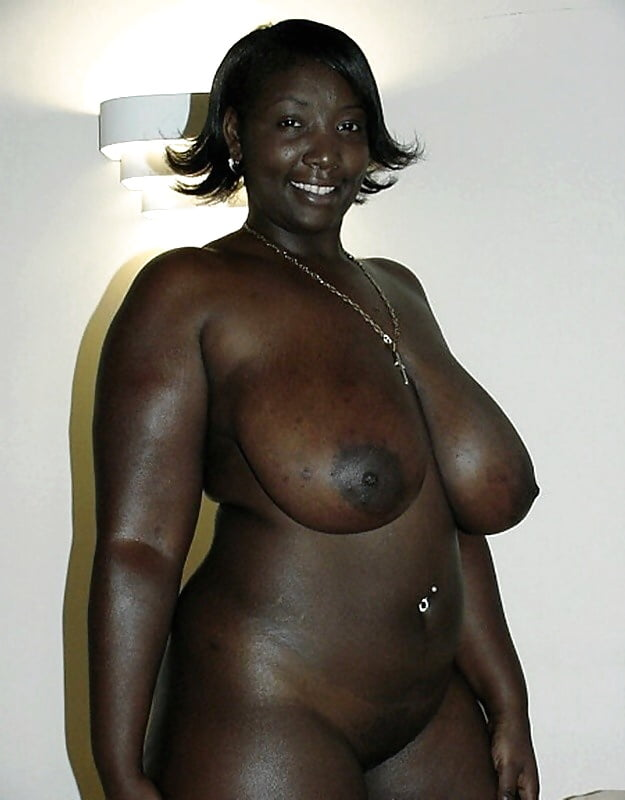 Chubby ebony video #15