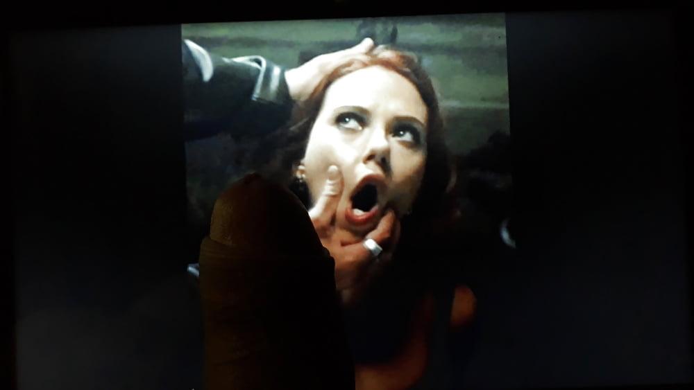 Scarlett johansson orgasm — pic 4